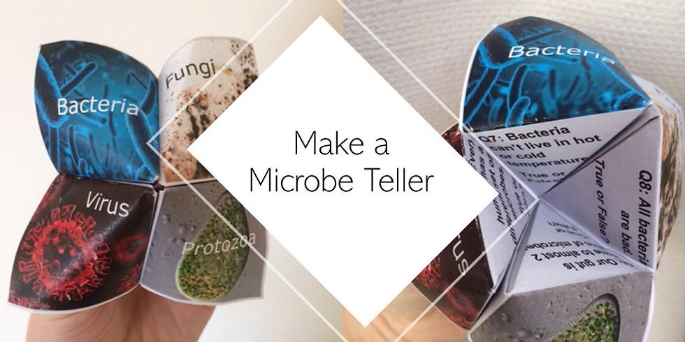 Make a Microbe Teller