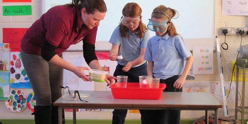 Junior Science Workshop (1st & 2nd)