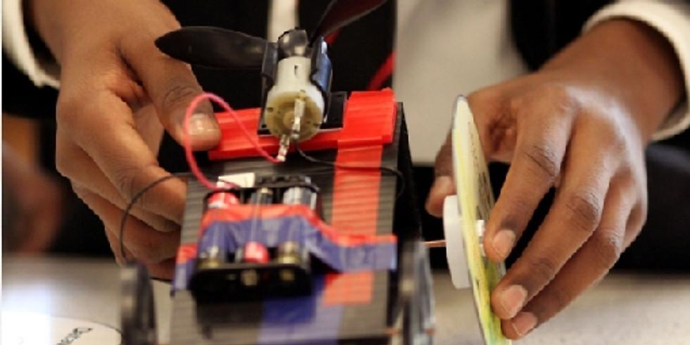 Fan Power Car Workshop  10.30