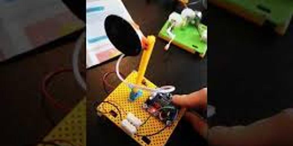 Robot Building Workshop - 5th & 6th class