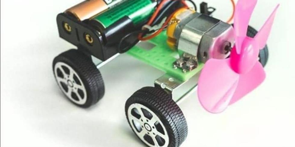 Robot Building Workshop - 3rd & 4th Class