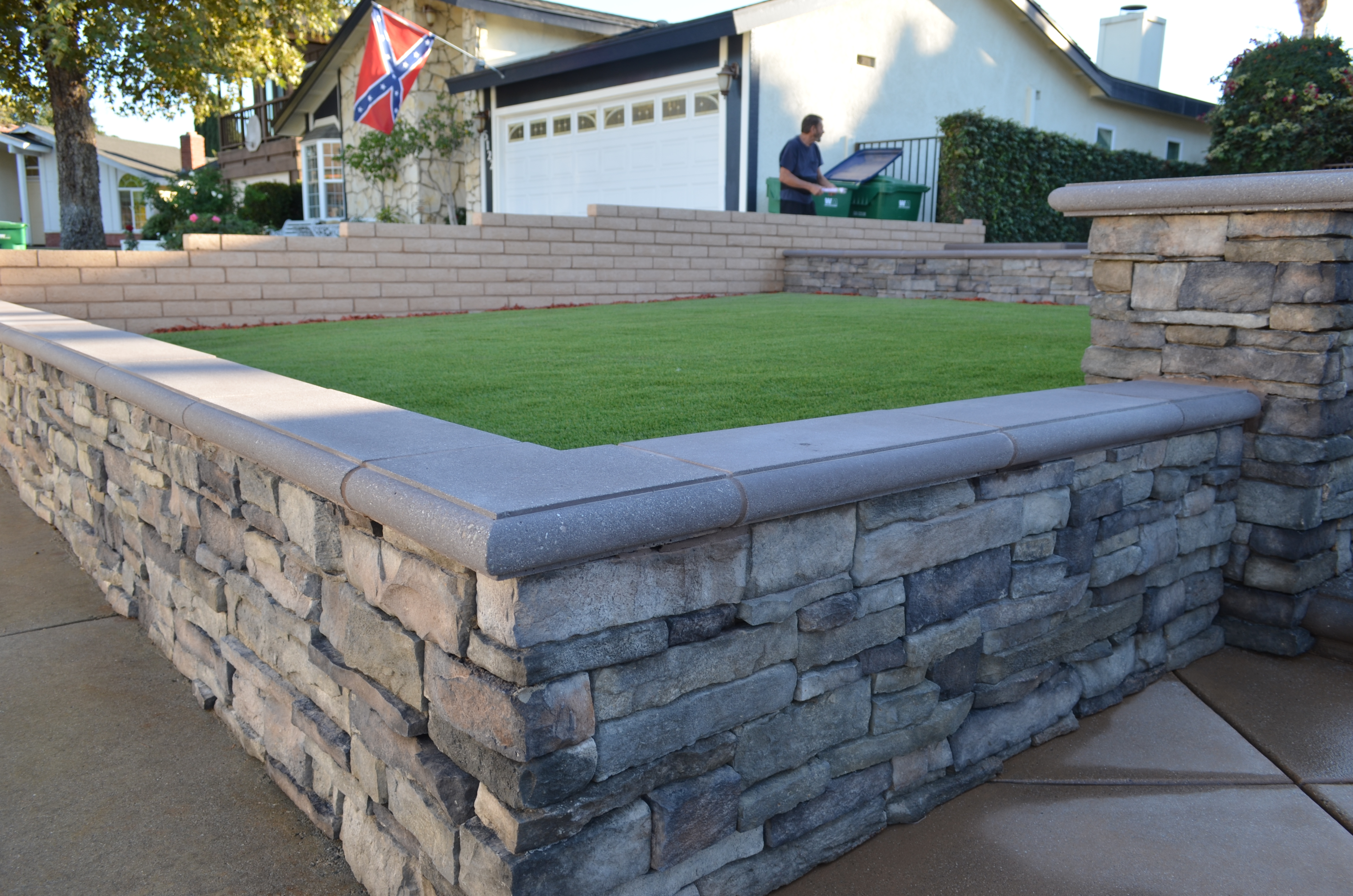 Sone Veneer Orange County Premier Builders Amp Hardscape