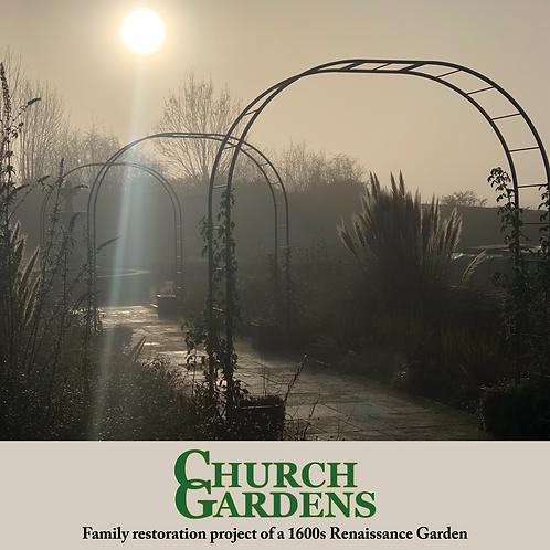 Church Gardens Guide Book