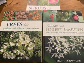 Ordering a Forest Garden