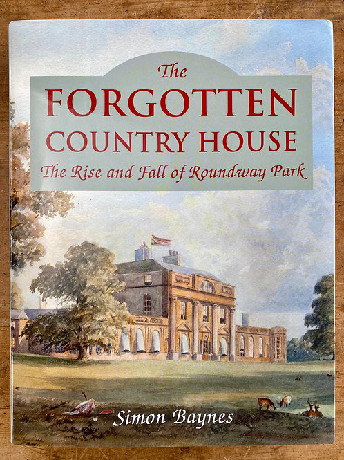 The Forgotten Country House by Simon Baynes