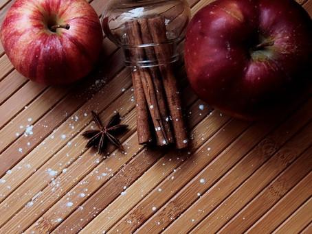 Mela caramellata: antinfiammatorio e antidolorifico
