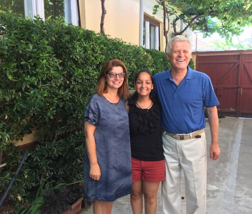 Geta with Tanti Ani and Papa Pedro