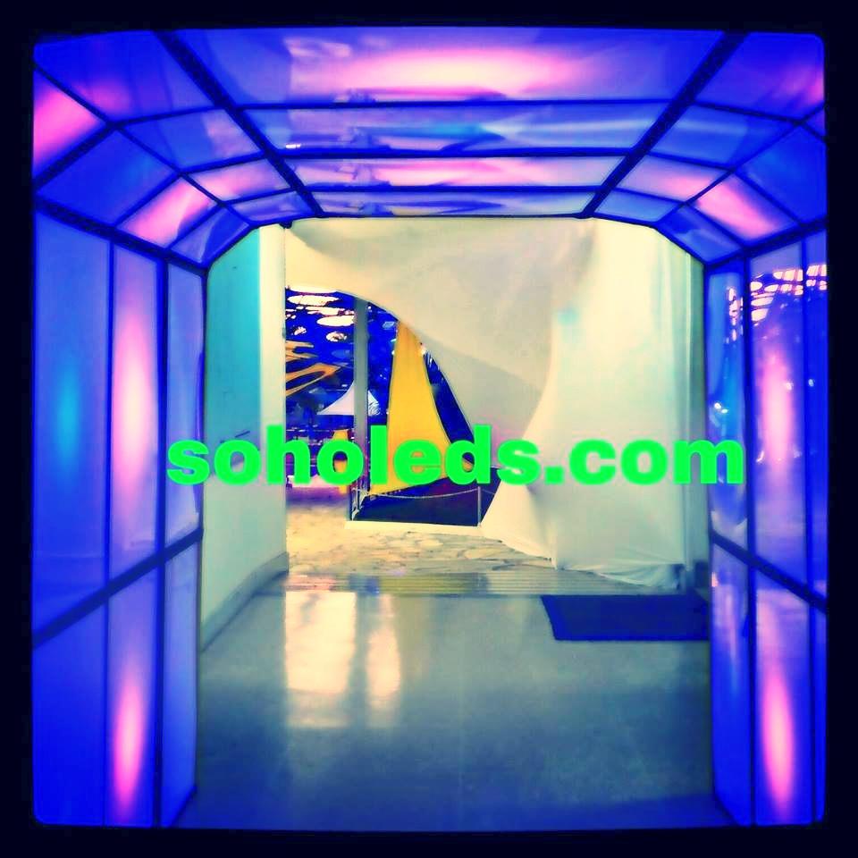 Túnel Modulado Soholeds