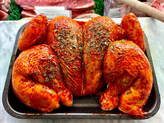 Flamin' Chicken!