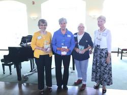 2018-19 Board, WSMC, May Luncheon 2018