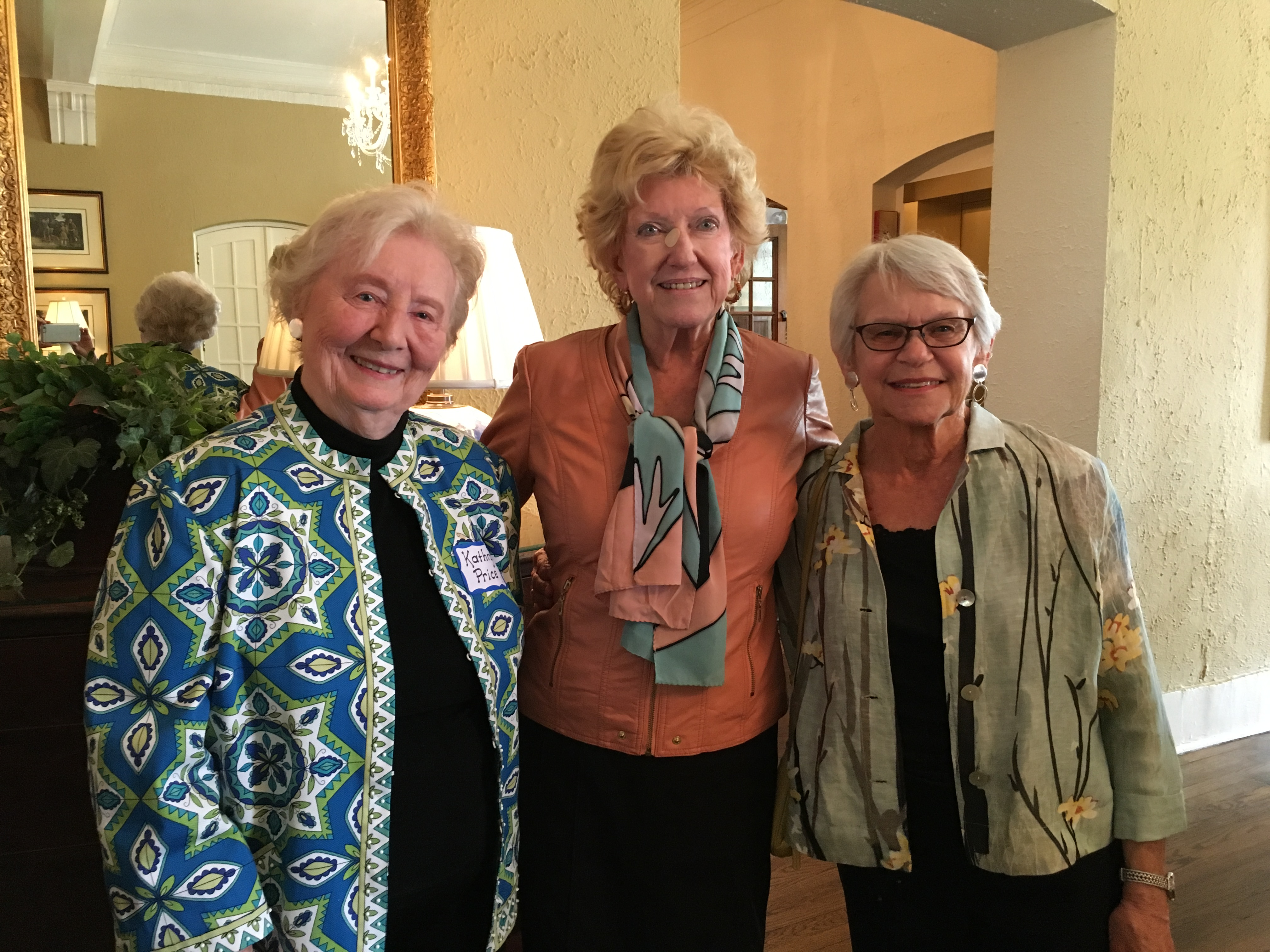 Kathryn P and friends, May Luncheon 2018