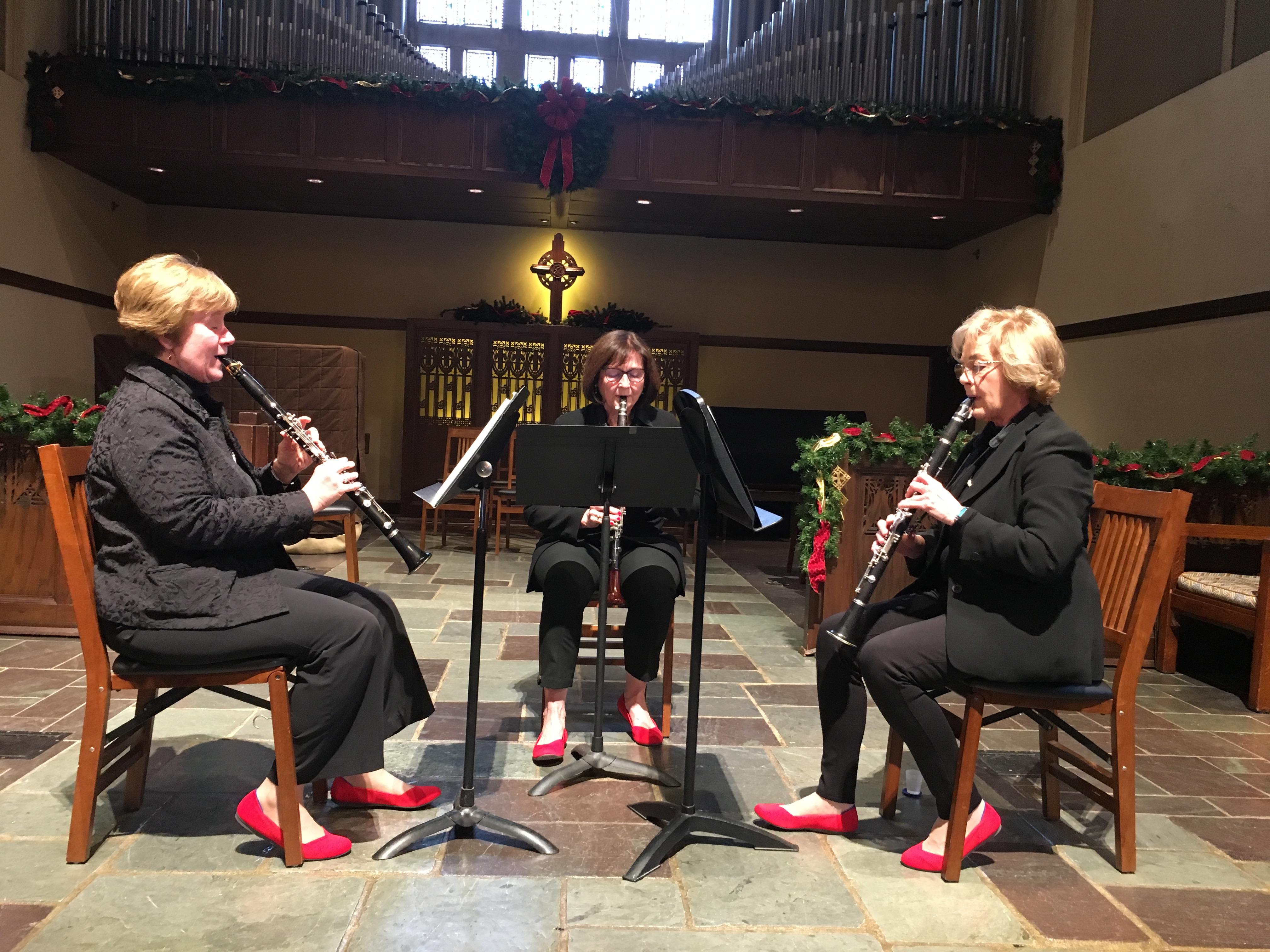 Van der Cook Trio (3)