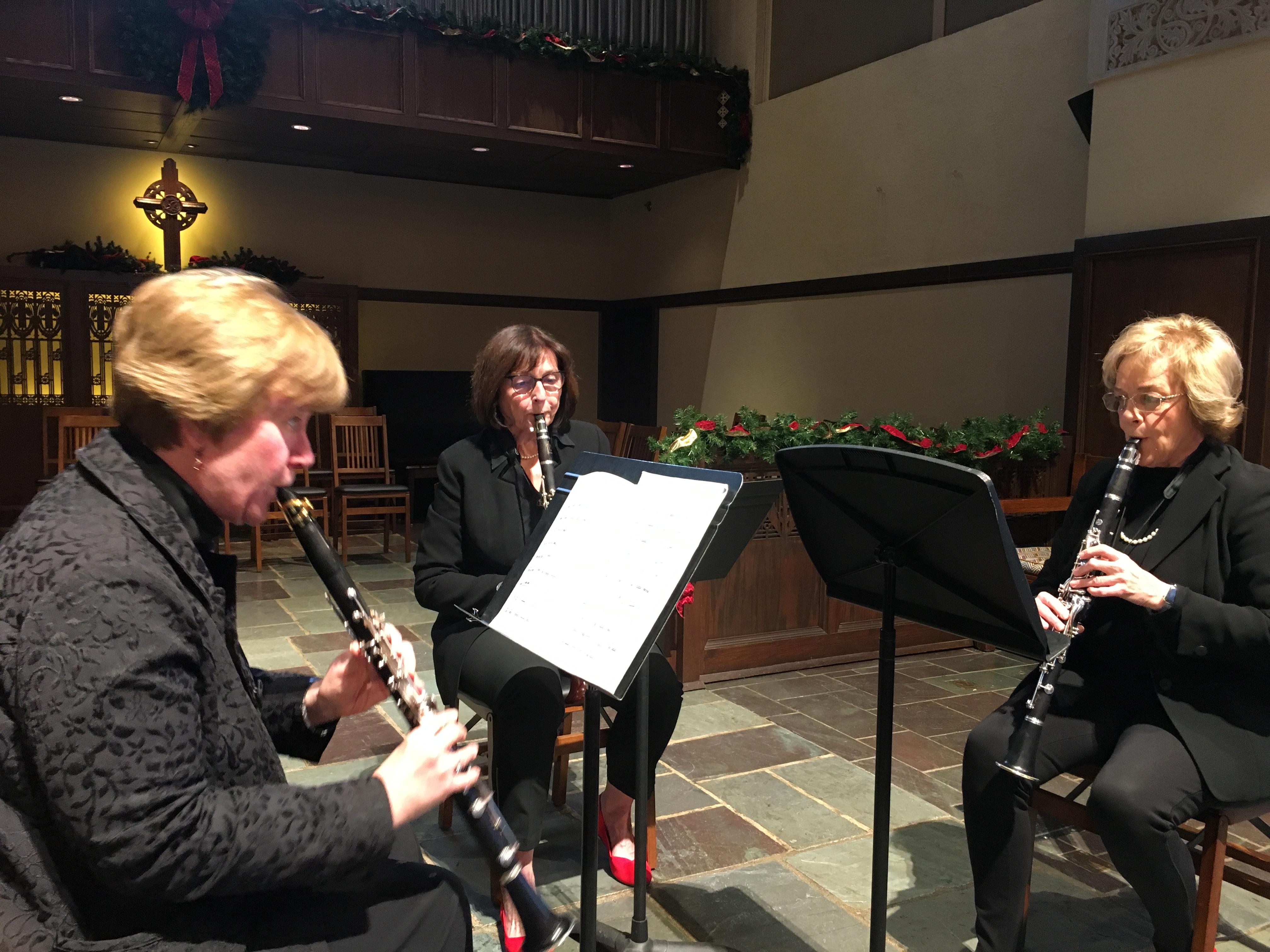 Van der Cook Trio
