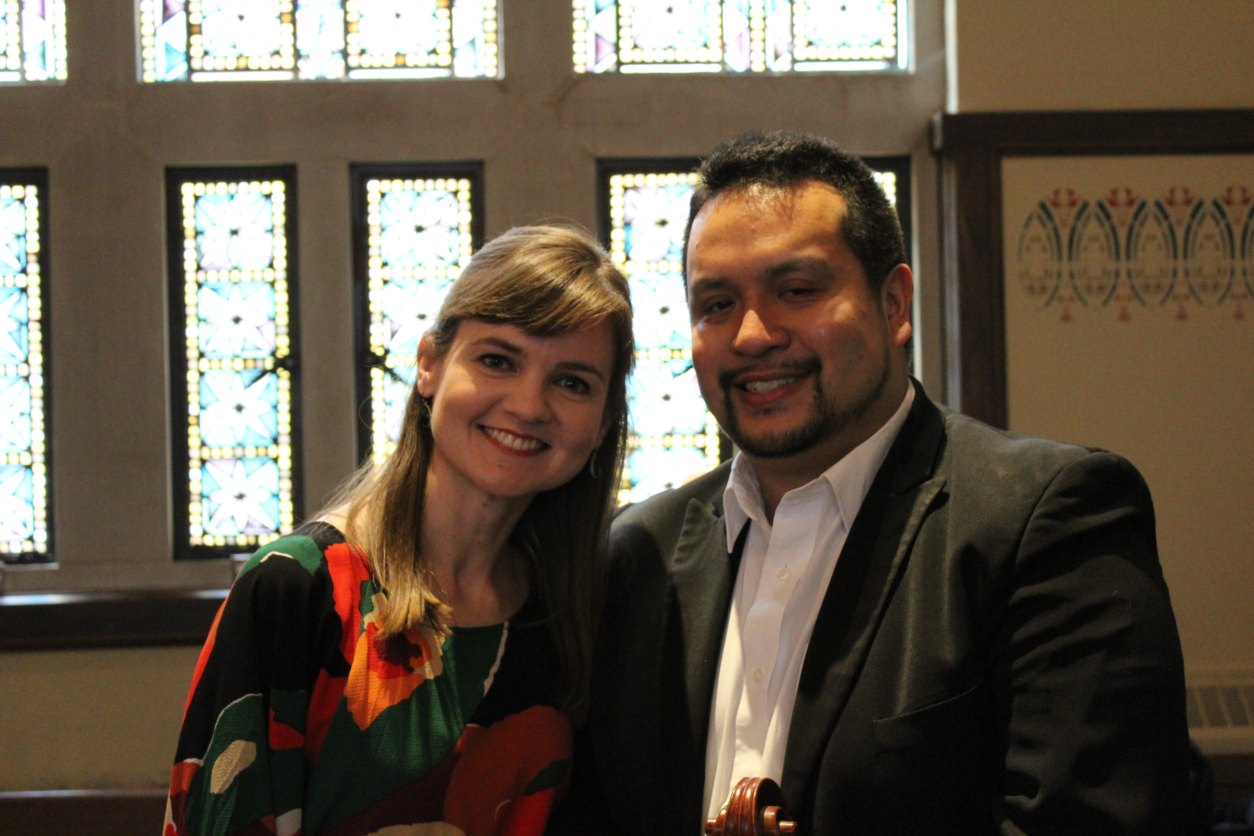 Kate Carter and Victor Sotelo, April 2017 IMG_0133