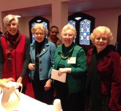 Peggy, Nola,Kathryn & Margaret.JPG
