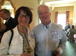 Roseanne Rosenthal & Jim Winfield, Spring Luncheon 2017 IMG_1563