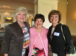Sharon B and friends, May Luncheon 2018