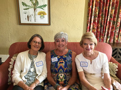 Peggy B. and friends, May Luncheon 2018