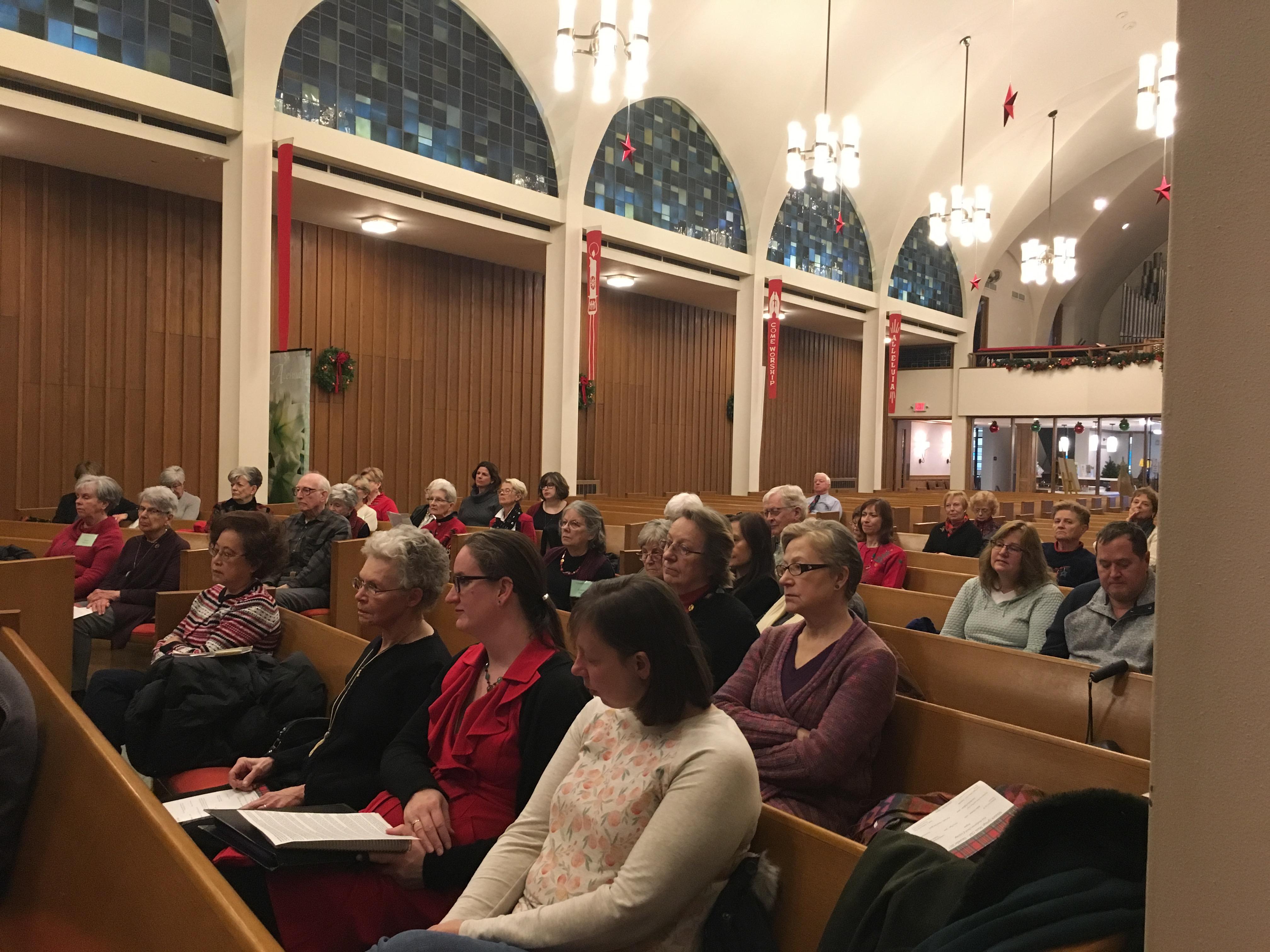 WSMC, Dec. 13, 2017 Audience