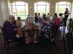 Janet MR and friends, May 2018 Luncheon