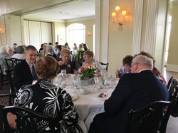 May 2018 Luncheon, Table 6