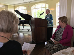 Kathryn Price, May 2018 Luncheon