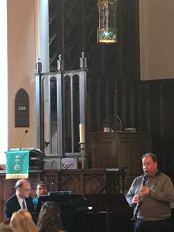 Dennis Smith 2, clarinet