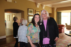 Erin and Janet, May 08, 2019 Luncheon