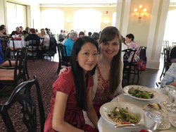 SpringLuncheon2016 Lousie Chan & Kate CarterIMG_1132