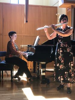 Lisa Wolf & Karin Ursin