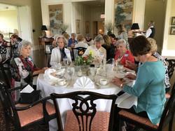 Guests at WSMC May Luncheon 2018