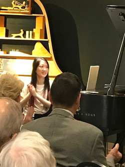 Louise Chan, April 15, 2018