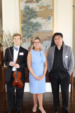 DanielZ, Gretchen M, SungH.M