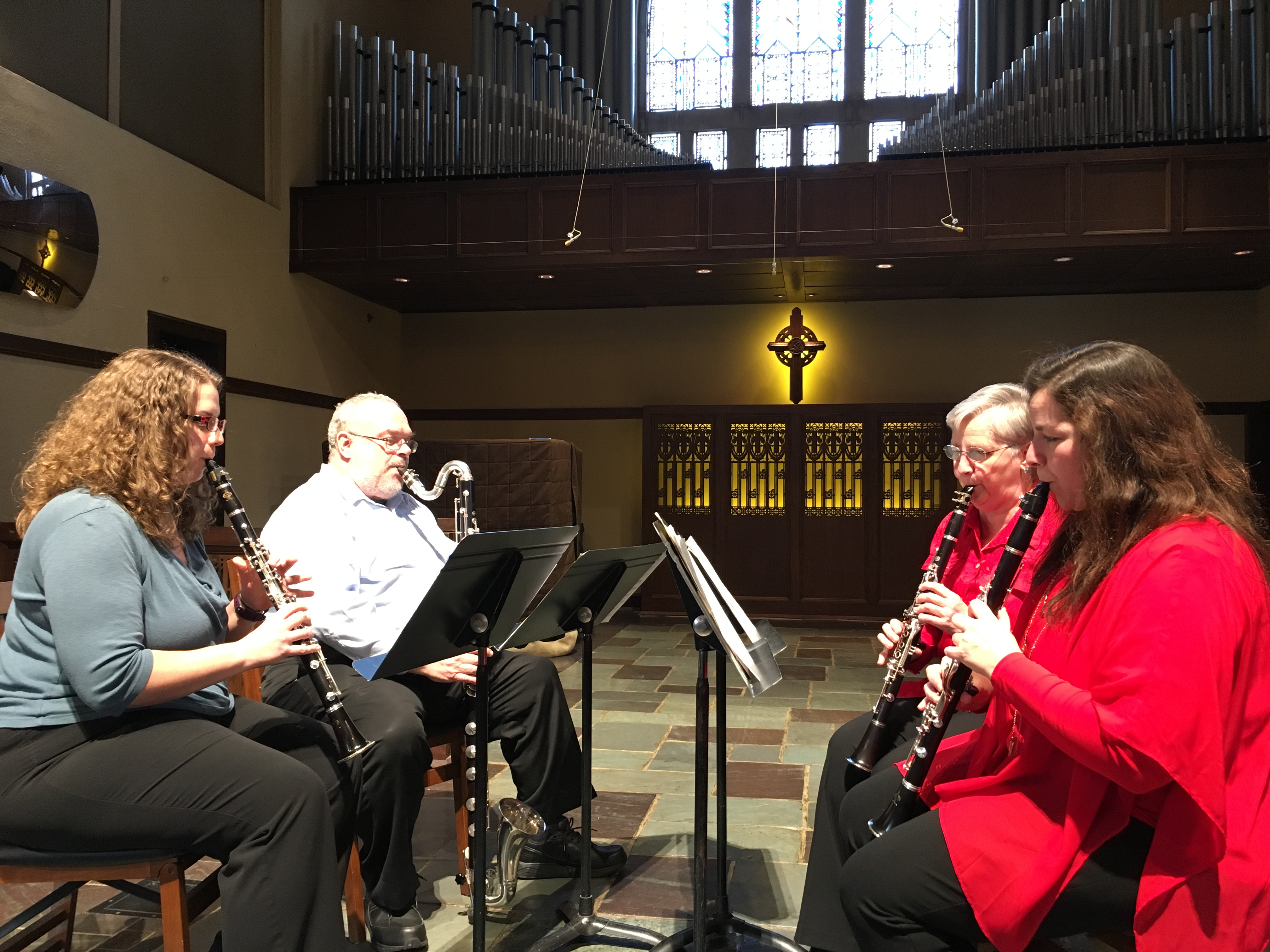 Clarinet Ensemble 4