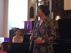 Karen Ursin, Lisa Wolf March 2018 Program