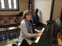 Joan Bentley Hoffman, April 2017 IMG_1528