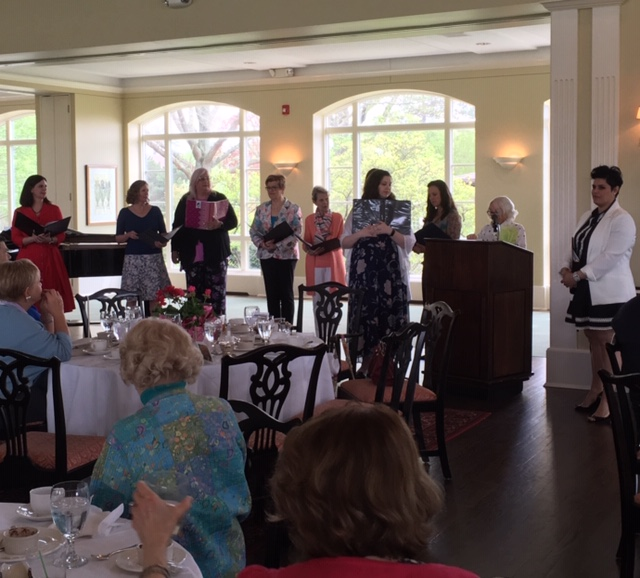 WSMC Chorale, May 8, 2019 Luncheon