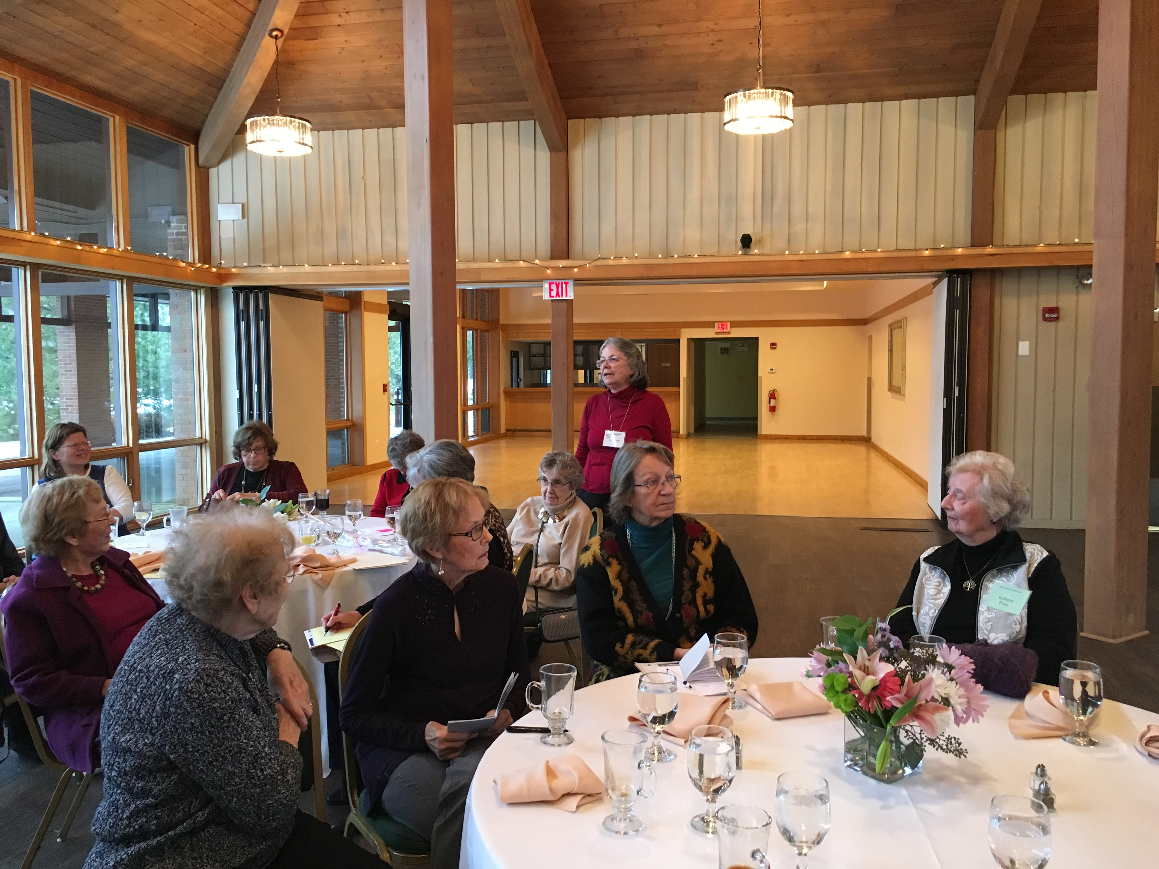 January 2018, WSMC Annual Meeting