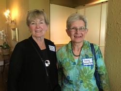 Nancy Conforti & Nancy Sutherland, Spring Luncheon 2017 IMG_1557