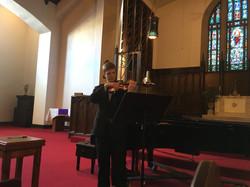 Daniel Ziesemer, March 14, 2018 Program