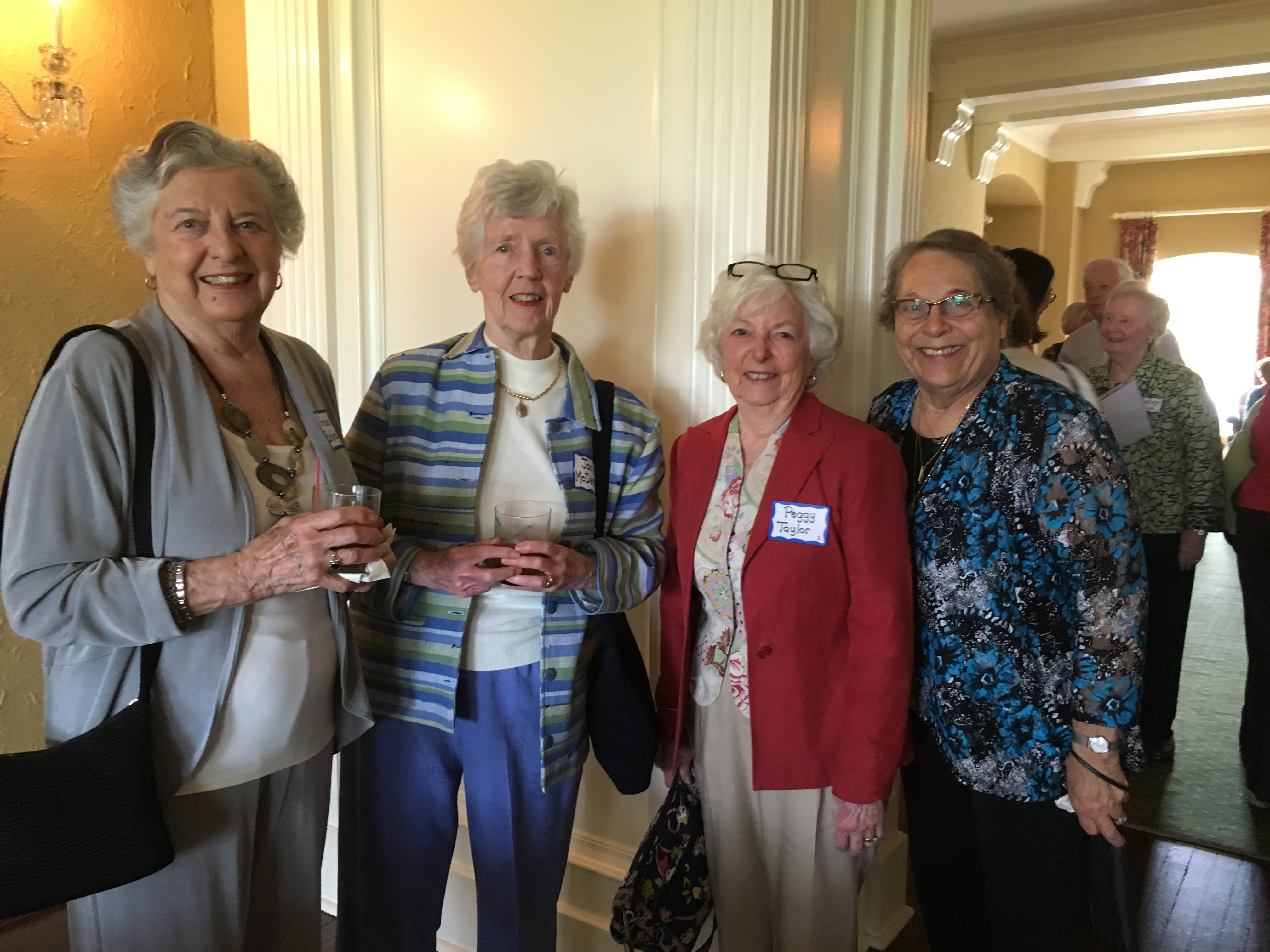 Jan McDermed & Peggy Taylor, Spring Luncheon 2017 IMG_1553