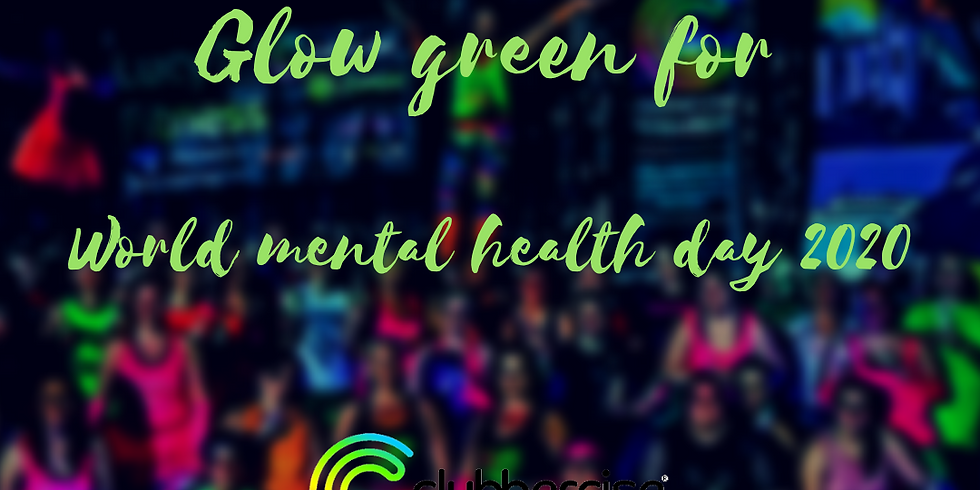 GLOW GREEN FOR MENTAL HEALTH DAY 2020
