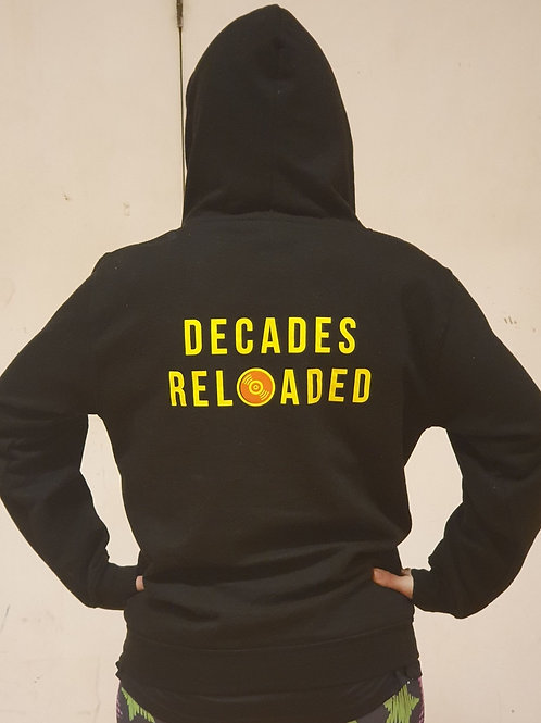 DECADES RELOADED HOODIE