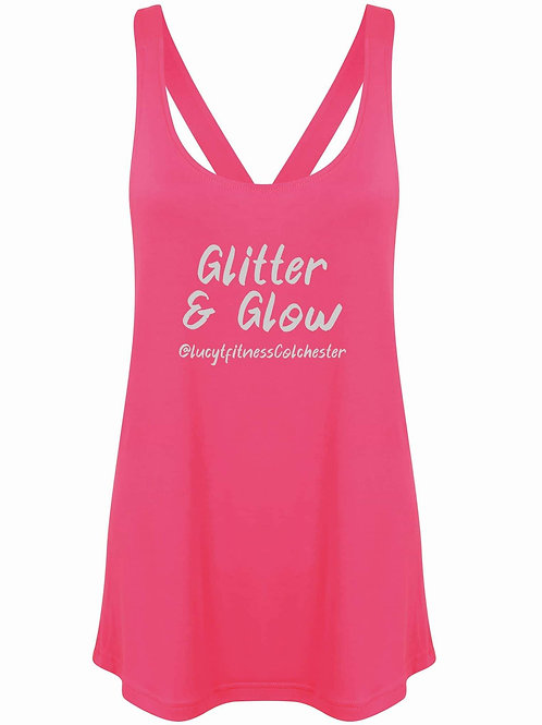 GLITTER & GLOW FLOW TANK