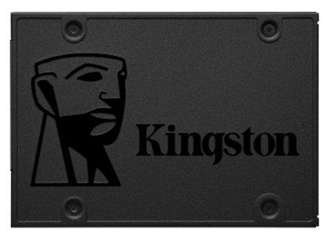 SSD Kingston Technology SA400S37/480G, 480 GB, Serial ATA III, 500 MB/s, 450 MB/