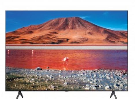Televisión Samsung LED 43 PULGADAS UHD Smart 4K UN43TU6900FXZX