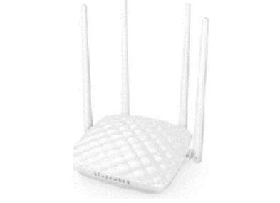 Router TENDA FH456, Externo, 4, Color blanco