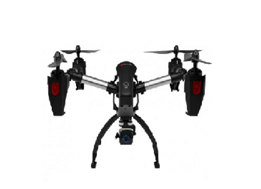 Dron Evorok Dragón II , Negro, 100 m, 3, 1200 mAh, 150 min