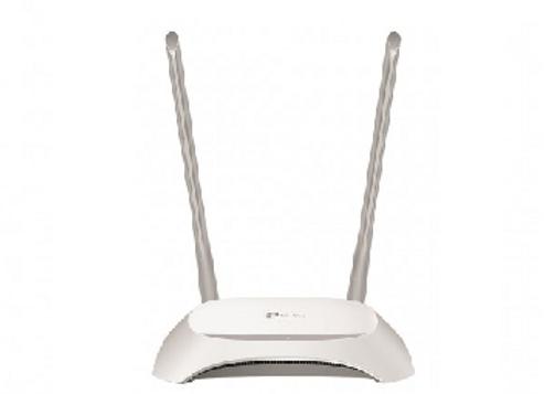 Router TP-LINK, 2, Gris, Color blanco, 300Mbps