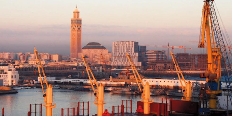 Mission commerciale au Maroc: Revue des opportunités d'affaires dans le manufacturier innovant